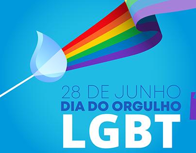 Dia do orgulho LGBT+