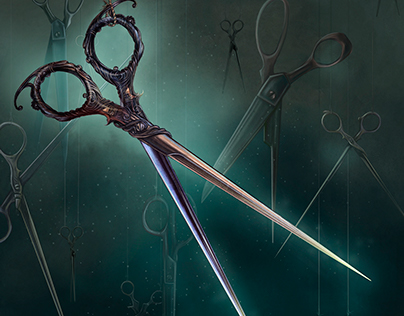 Vorpal Scissors