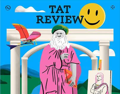 TAT Review Mag /VIVA DA VINCI THE 500 - YEAR LEGACY