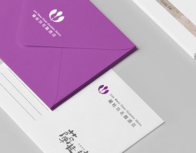 lankwaifong 蘭桂坊花園酒店 │ 品牌視覺設計 Visual Identity design