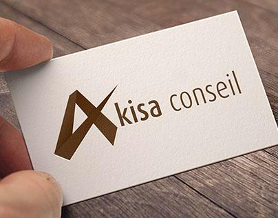 Akista conseil - Logotype