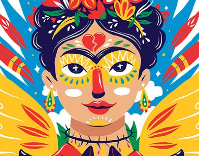 Frida & the Xoloitzcuintles