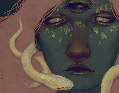 of witches and snakes