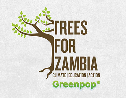 Greenpop Trees for Zambia Event Branding