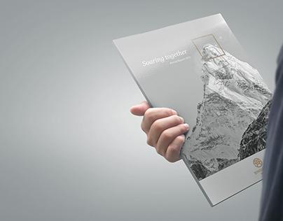 Annual Report Design Concept