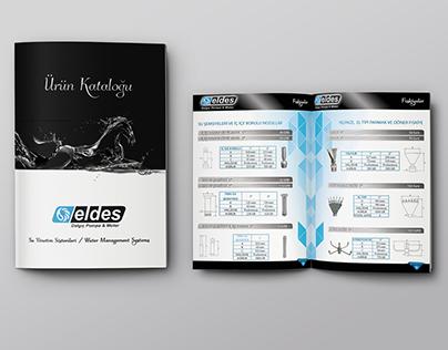 Eldes - Catalog Design Project