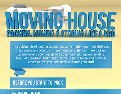 Moving House Packing, Moving & Storing Like A Pro