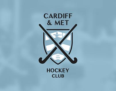 Cardiff & Met Hockey Club Rebrand