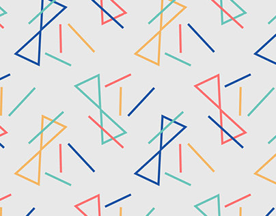 Pattern & Poster Series — 3rd Year