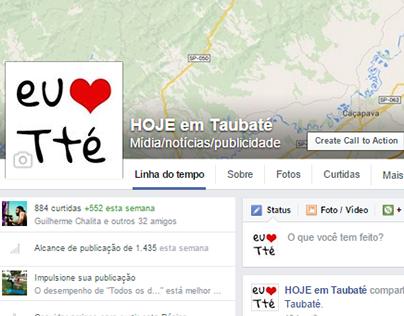 Social Media: Hoje em Taubaté