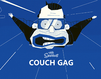 EXTREMSONS - Couch Gag