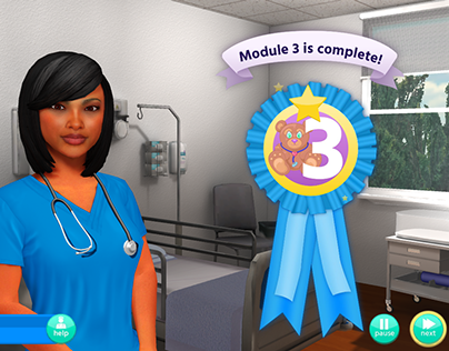 Virtual Nurse Application