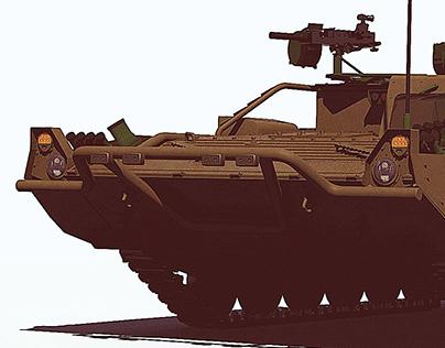 Special Amphibious Vehicle