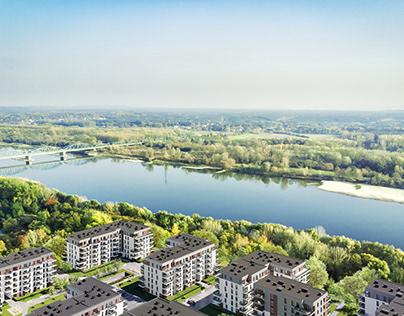Settlement in Bydgoszcz, visualizations