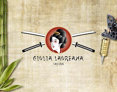 Giulia Laureana, Japanese Tattoo Artist - Identity