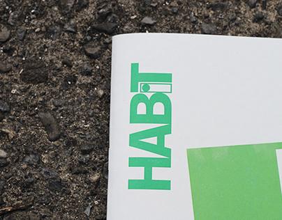 Habit magazine