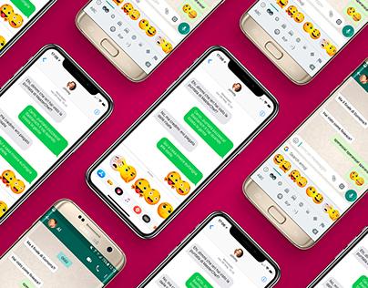 Skymoji - Le emoji delle nuove emozioni Sky