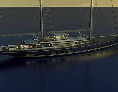Barracuda YD - SY Barracuda 55 mt