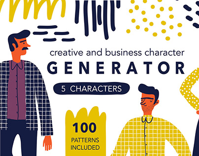 Creative Character Generator