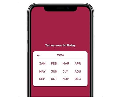 A data-driven age verification system