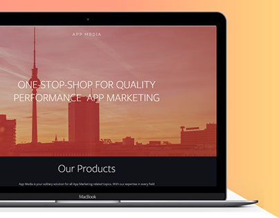 AppMedia website