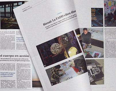 mockUp, | Newspaper