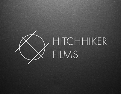 Hitchhiker films | Corporate identity