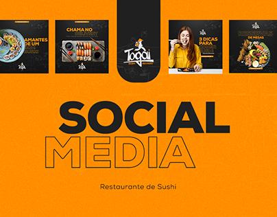 Social Media Sushi