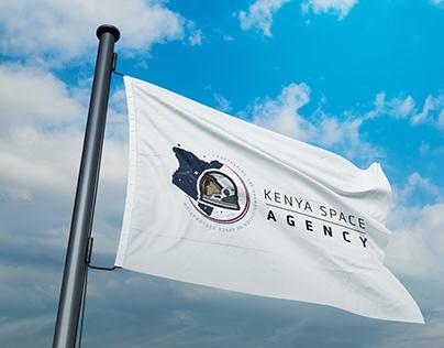 Kenya Space Agency Logo Designs