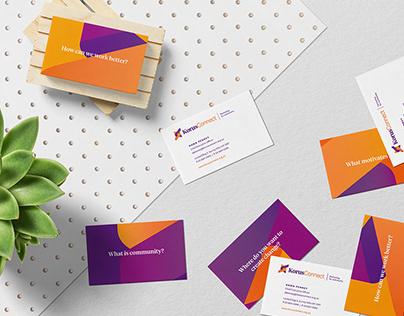 Korus Connect—Brand Identity