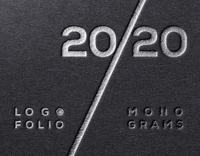 Logofolio/Monograms 2020