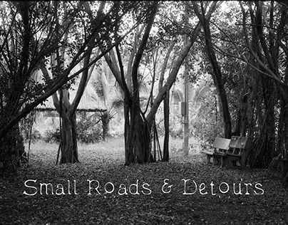 Small Roads and Detours in South Vietnam