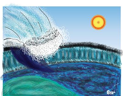 90's Surf Report El Salvador