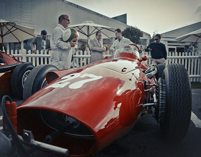 Maserati at Goodwood