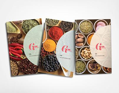 Gourmet Magazine Rebrand
