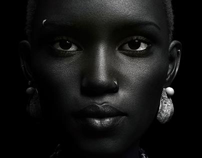 Portraits of Jamaican Mythological Characters