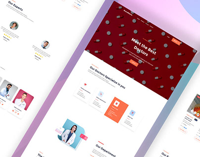 Medical Victory - html andcss template