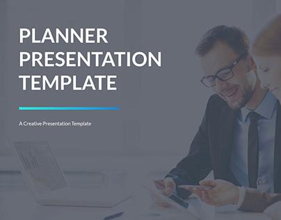 Planner PowerPoint Template