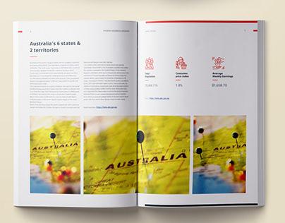 Magazine Design | Phoenix Business Advisory