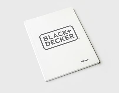 Black+Decker Home Catalogue