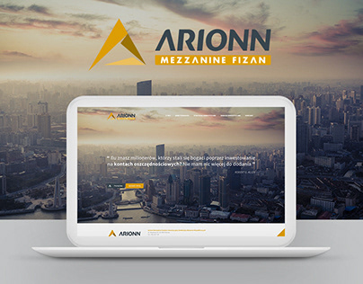 Arionn Mezzanine FIZ AN | Website