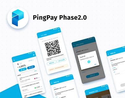 PingPay App Phase 2.0