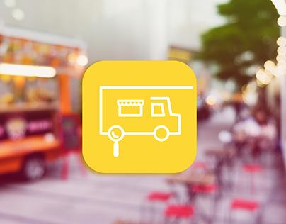 Weenkm App Logo Design