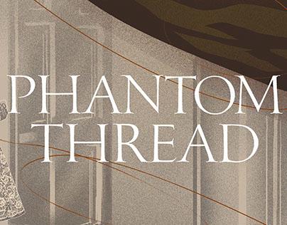Phantom Thread Alternative Movie Poster Entry