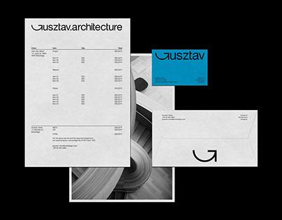 Gusztav II Brand Identity