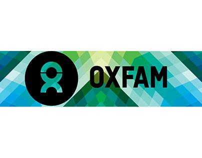 OXFAM: T-Shirt Design Concept Development