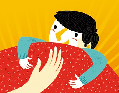 """""""O que tem a barriga da mãe?"""" (Book)"""