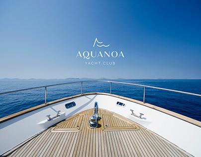 Corporate Identity - Yacht Club Aquanoa