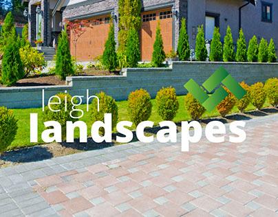 New Brand Identity for a Landscape Architect