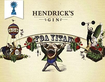 FOA YITAN - HENDRICK'S